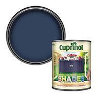 Cuprinol Garden shades Iris Matt Wood paint, 1L