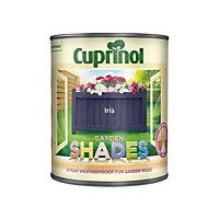 Cuprinol Garden shades Iris Matt Wood paint, 1