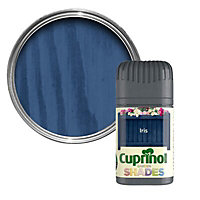 Cuprinol Garden shades Iris Matt Wood paint, Tester pot