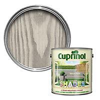 Cuprinol Garden shades Natural stone Matt Wood paint, 2.5L