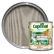 Cuprinol Garden shades Pale jasmine Matt Wood paint, 2.5L
