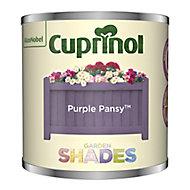 Cuprinol Garden shades Purple pansy Matt Wood paint, 125ml Tester pot