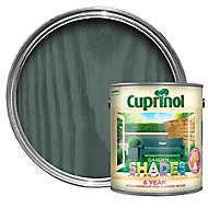 Cuprinol Garden shades Sage Matt Wood paint, 2.5L
