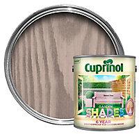 Cuprinol Garden shades Sweet pea Matt Wood paint, 2.5