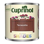 Cuprinol Garden shades Terracotta Matt Wood paint, 125ml Tester pot