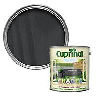 Cuprinol Garden shades Urban slate Matt Wood paint, 2.5