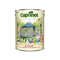 Cuprinol Garden shades Wild thyme Matt Wood paint, 5L