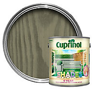 Cuprinol Garden shades Willow Matt Wood paint, 2.5L