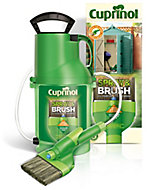 Cuprinol Spray & brush Fence & shed Paint sprayer
