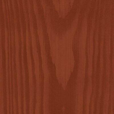 Cuprinol Ultimate Red Cedar Matt Wood Stain Diy At B Q