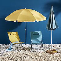Curacao Still water Metal Beach Chair
