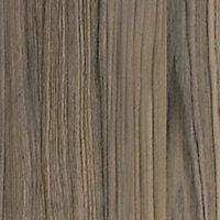 Cypress Cinnamon Wood effect Worktop edging tape, (L)3m