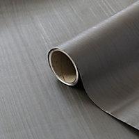 D-C-Fix Dark grey Woodgrain effect Self-adhesive film (L)1.5m (W)675mm