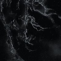 D-C-Fix Marmi Black Marble effect Self-adhesive film (L)2m (W)680mm