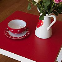 D-C-Fix Plain Gloss Red Self-adhesive film (L)2m (W)675mm