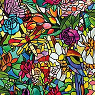 D-C-Fix Tulia Floral Multicolour Self-adhesive film (L)2m (W)450mm
