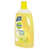Dettol Citrus Power & Fresh Multi-purpose floor cleaner, 1L