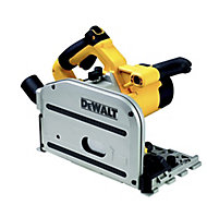 DeWalt 1300W 110V 165mm Corded Plunge saw DWS520K-LX