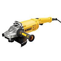 DeWalt 2000W 240V 230mm Corded Angle grinder DWE490-GB