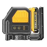 DeWalt 60m Cross line self-levelling Laser level