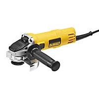 DeWalt 800W 230V 115mm Corded Angle grinder DWE4056-GB