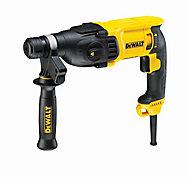 DeWalt 800W 240V Corded SDS+ drill D25133K-GB