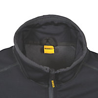 DeWalt Barton 3-Layer Tech Black Water-resistant Men's Jacket, XX Large