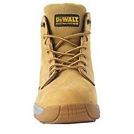 DeWalt Dark brown Safety boots, Size 12