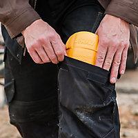 DeWalt DWC15-001 One size Knee pad insert, Pair