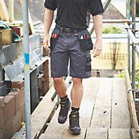 """DeWalt Heritage Black & grey Shorts W36"""""""