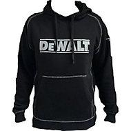 DeWalt Heritage Black Hoodie Large