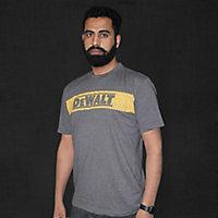DeWalt Oregon Grey T-shirt Medium