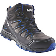 DeWalt Oxygen Black & blue Trainer boots, Size 10