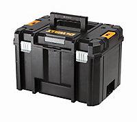 DeWalt TSTAK Plastic 1 compartment Toolbox