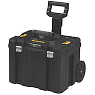DeWalt TSTAK Polypropylene 1 compartment Toolbox