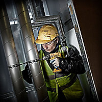 DeWalt XR 10.8V 1.3Ah Li-ion Cordless Drill driver & impact driver DCK211C2-BQGB