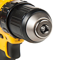 DeWalt XR 12V 1.3Ah Li-ion Cordless Drill driver & impact driver DCK211C2-BQGB