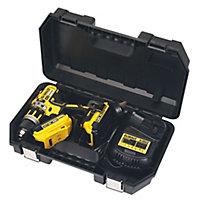 DeWalt XR 18V 2Ah Li-ion Cordless Brushed Combi drill DCD795D2-GB