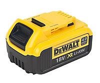 DeWalt XR 18V 4Ah Li-ion Cordless 4 piece Power tool kit DCK456M3T-GB