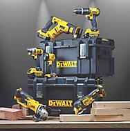 DeWalt XR 18V 4Ah Li-ion Cordless 6 piece Power tool kit DCK697M3-GB