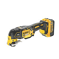 DeWalt XR 18V 4Ah Li-ion Cordless 6 piece Power tool kit DCK697M3-GB