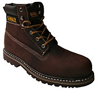 DeWaltSafety boots, Size 8