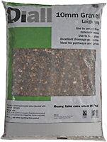 Diall 10mm Gravel, Large Bag