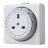 Diall 24 hour Mechanical Timer