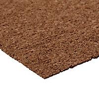 Diall 2mm Cork Laminate & solid wood flooring Underlay panels, 10m²
