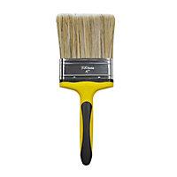 "Diall 4"" Flat tip Paint brush"