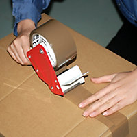Diall 50mm Tape dispenser with 50m packing tape
