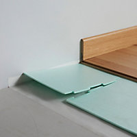 Diall 5mm Extruded polystyrene (XPS) foam Laminate & solid wood flooring Underlay panels