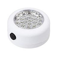 Diall Battery-powered LED Work light 4.5V 68lm