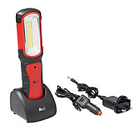 Diall Battery-powered Rechargeable LED Work light 12V 280lm